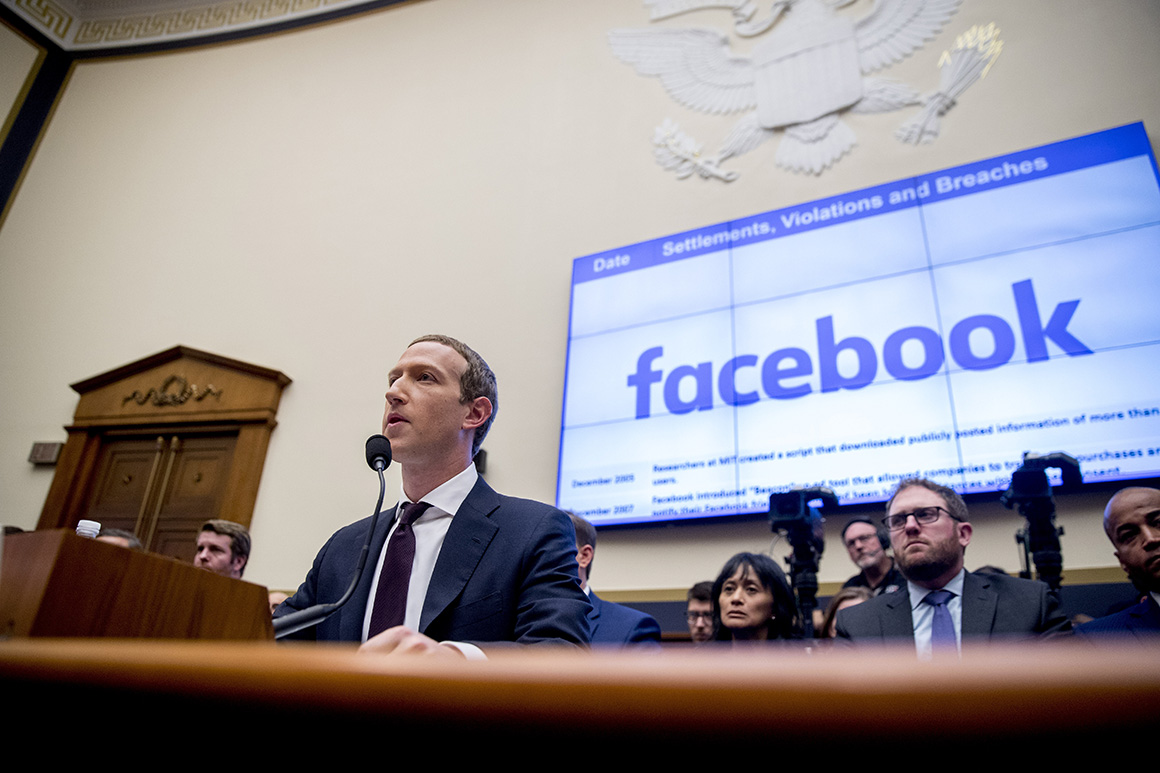 Graham: Senate Judiciary to vote on subpoena for Facebook CEO