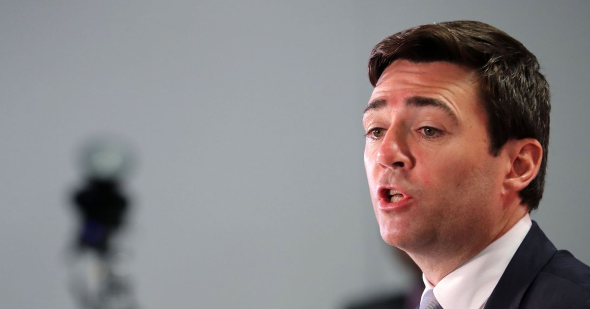 Greater Manchester tier 3 lockdown rejected by Andy Burnham in defiant statement
