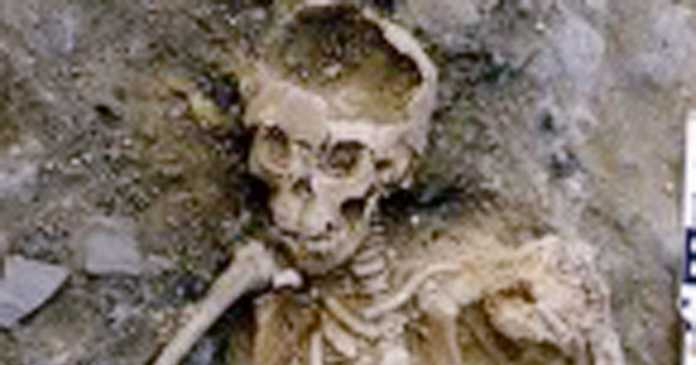 Gruesome details of Ice Age massacre where children were among dead uncovered