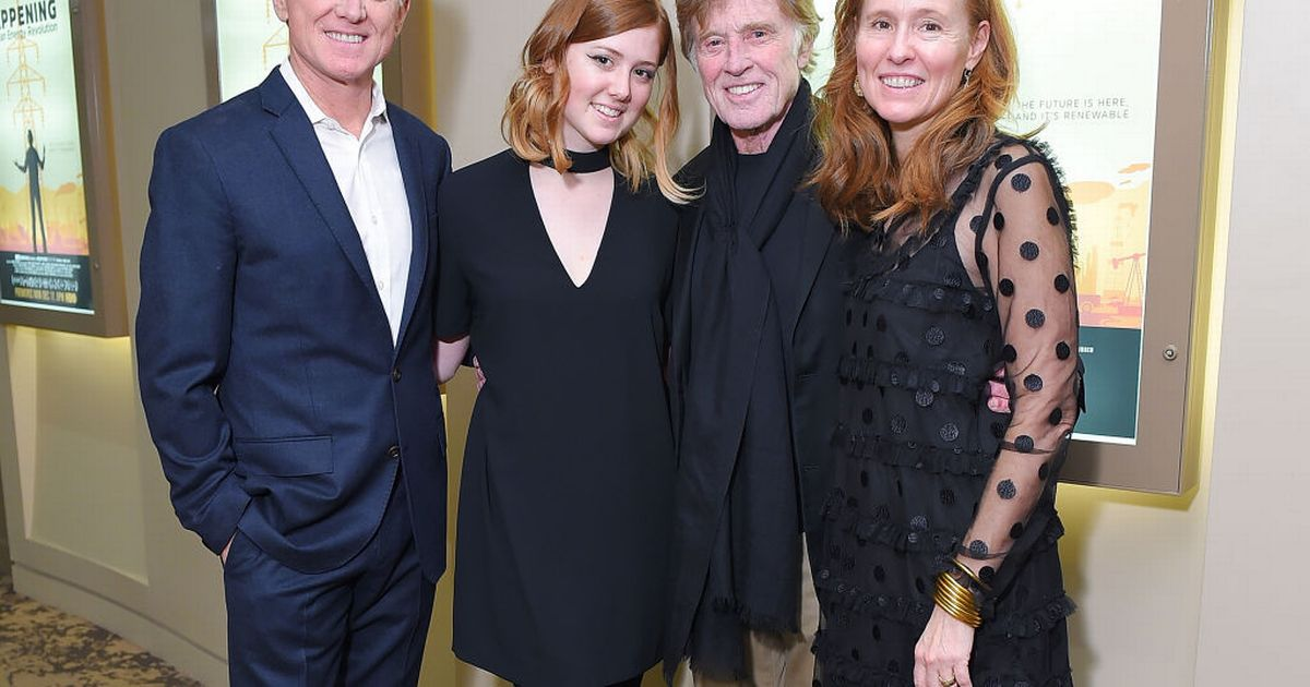 Hollywood star Robert Redford mourns cancer death of son James