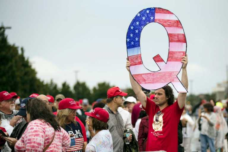 House condemns fringe QAnon conspiracy theory movement