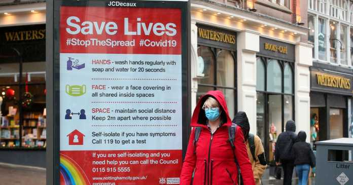 How Covid could spread more easily in the winter months