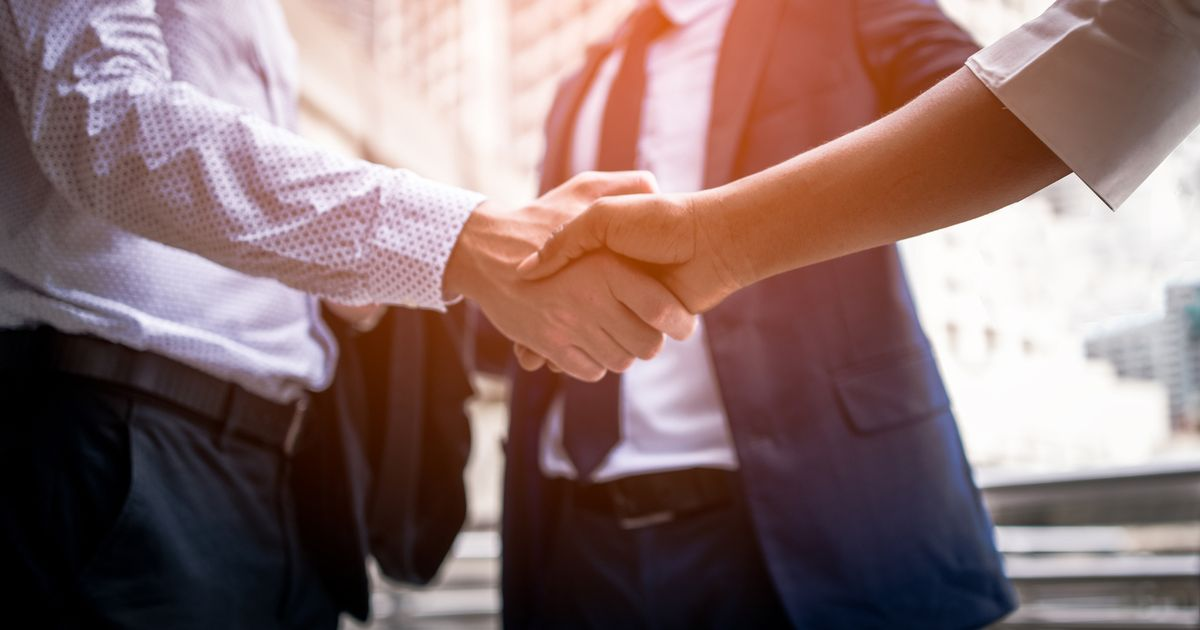 How strong your handshake is says a lot about your health