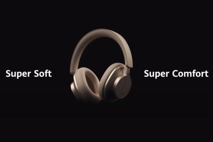 Huawei FreeBuds Studio on-ear headset introduced: