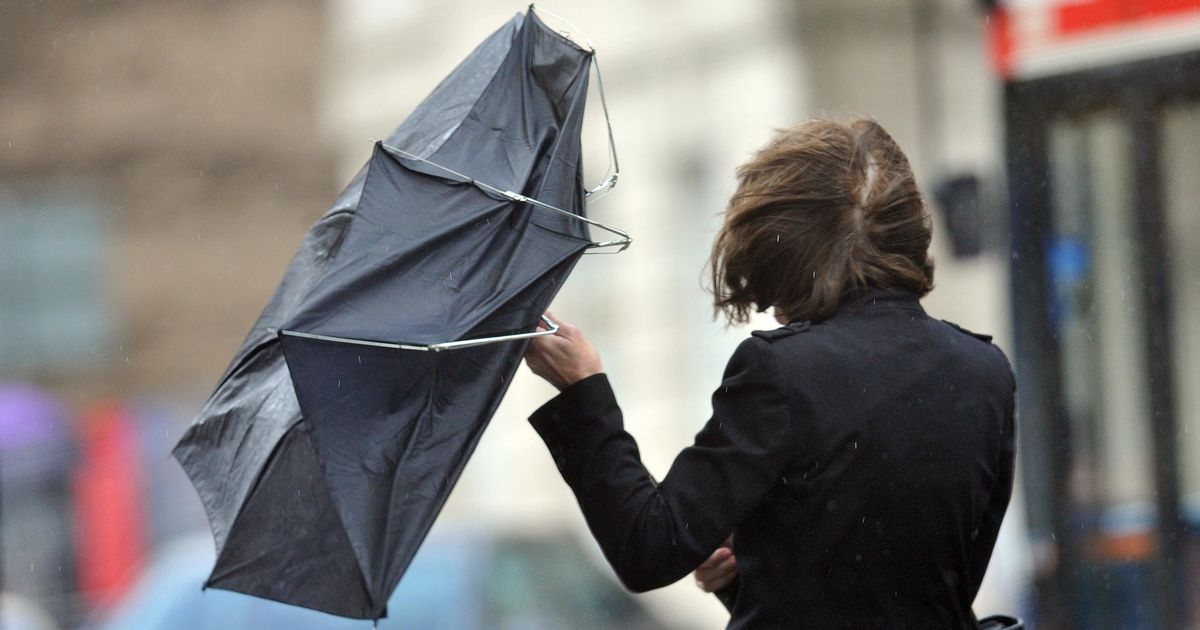 Hurricane remnants to batter Britain from Atlantic - what the Met Office says