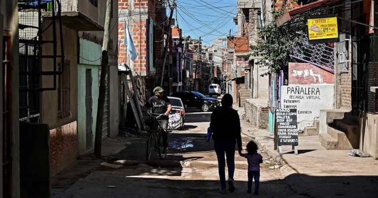 In Argentina, nearly half in poverty as coronavirus deepens economic crisis