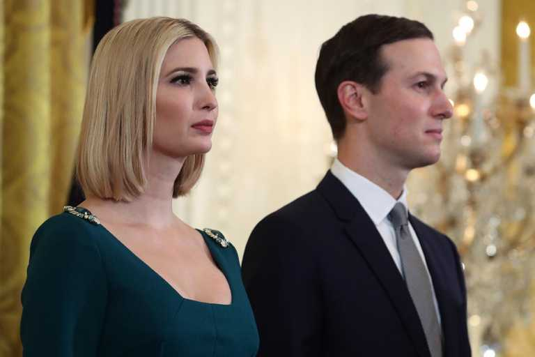 Jared and Ivanka threaten to sue Lincoln Project in public spat over Times Square ads