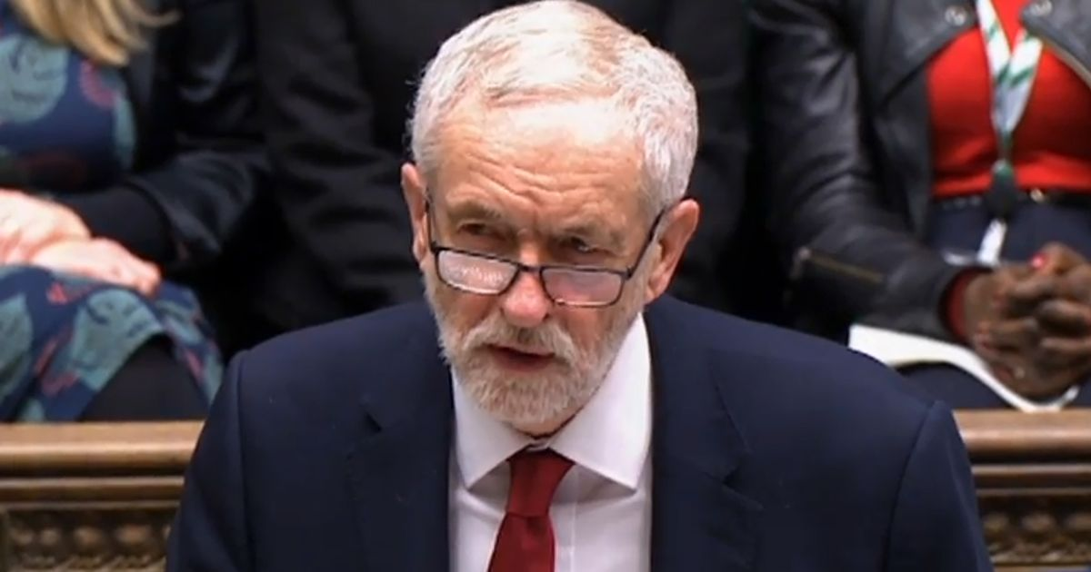 Jeremy Corbyn calls for supporters to 'stay in party'