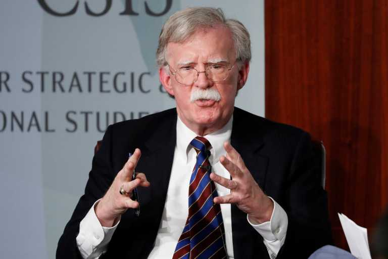 Judge lets DOJ proceed with lawsuit over Bolton's anti-Trump tell-all