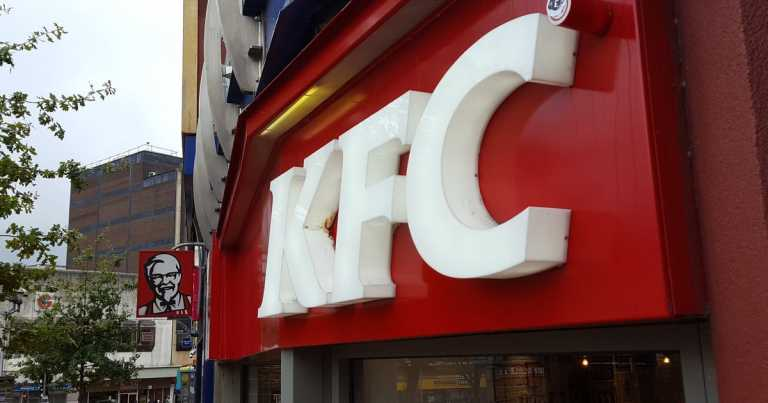 KFC creating thousands of new jobs as it boosts its UK operation