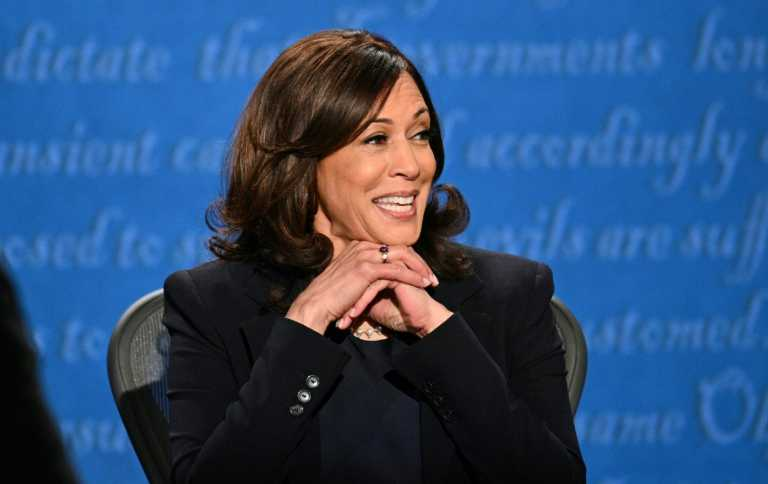 Kamala Harris Put Mike Pence in His Place