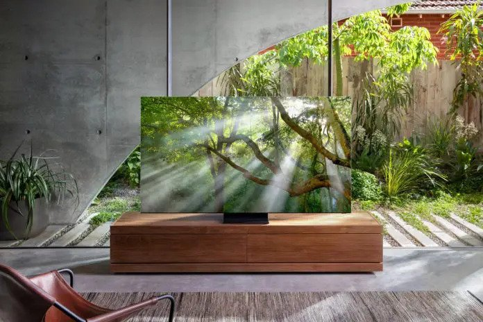 Lists the factors that make Samsung QLED TVs stand out