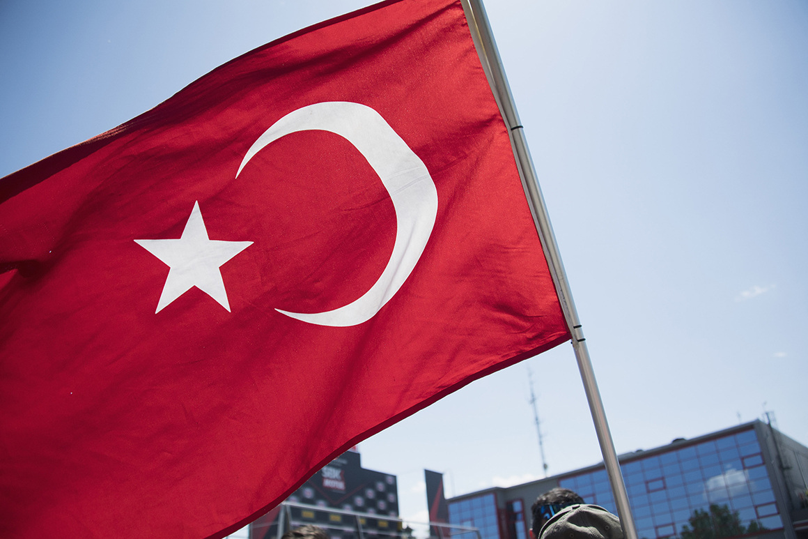 Lobbying firm cuts ties with Turkey under pressure