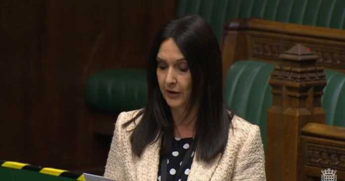 MP with Covid-19 apologises for travelling to London with symptoms