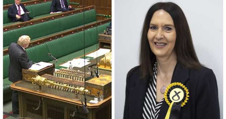MP with Covid-19 symptoms apologises for travelling to London by train