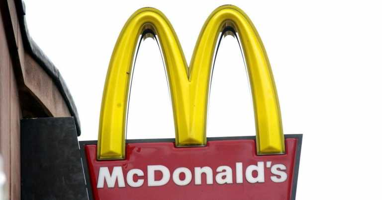 McDonald's selling meals past 'best before' date