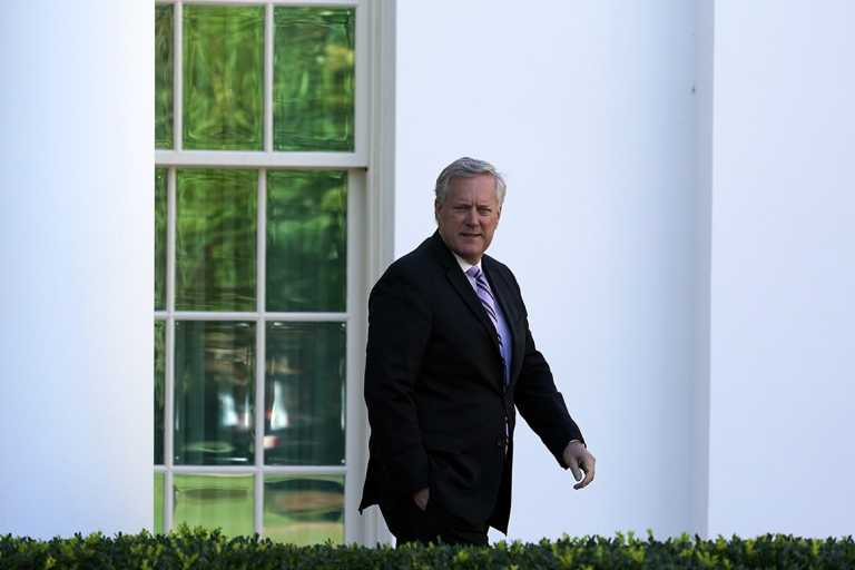 Meadows says White House stimulus efforts ongoing amid Trump's back-and-forth
