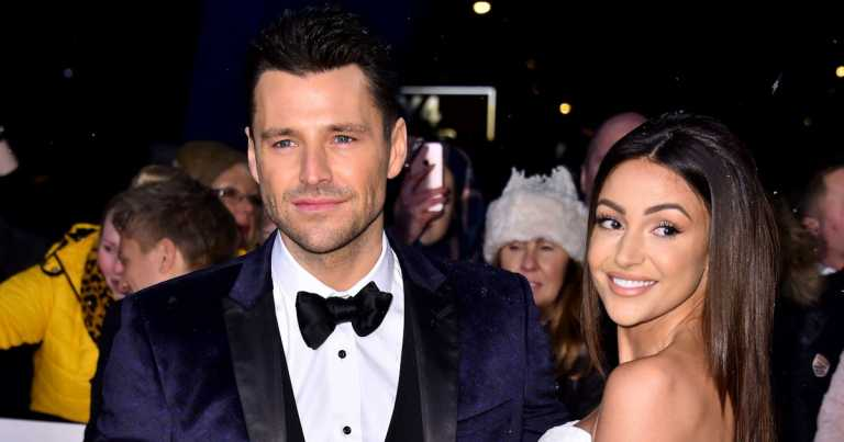 Michelle Keegan's warning to dog owners after saving her dog's life
