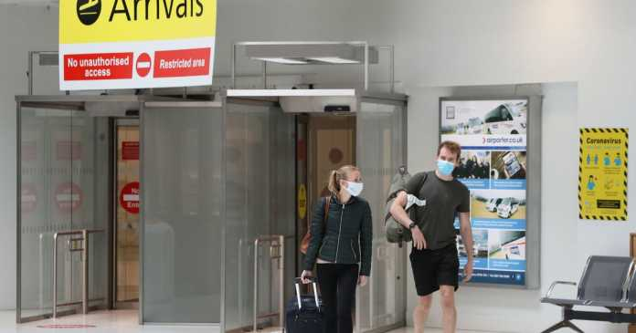 Misery for airline passengers as government delays move to ease quarantine rule