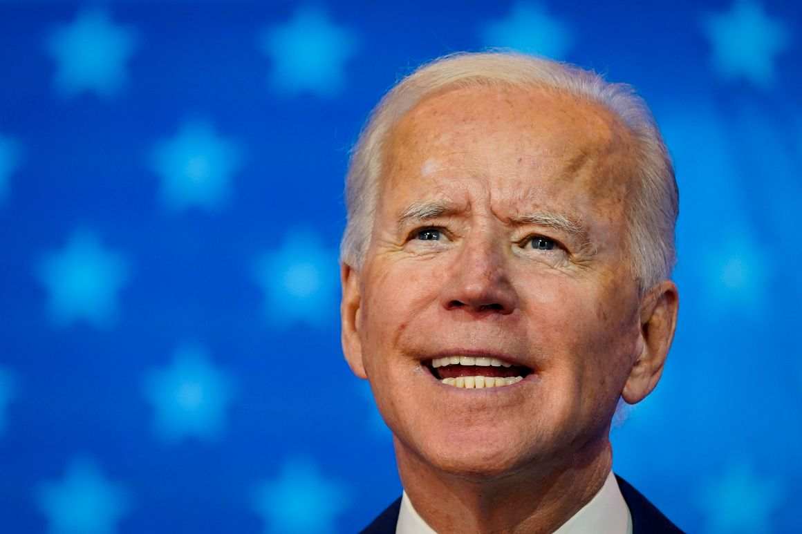Opinion   Biden's Slippery Tactic to Snuff the Court-Packing Debate
