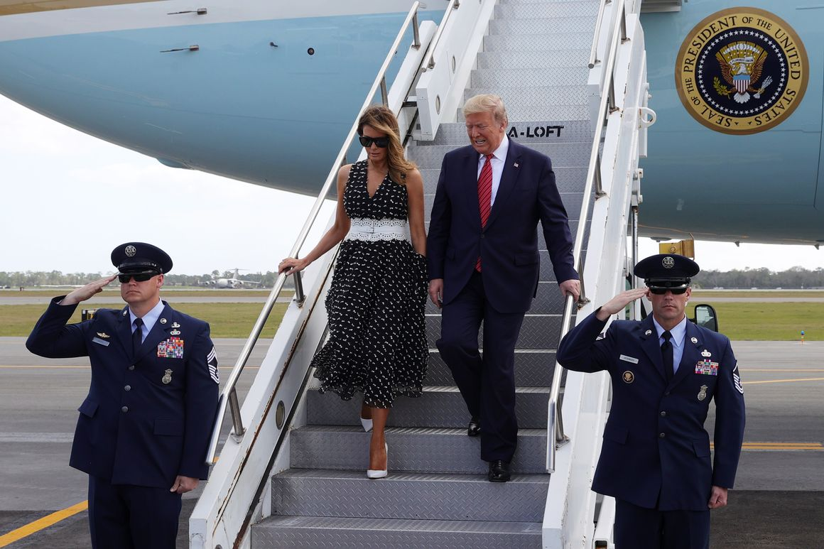 Opinion   Is President Donald Trump a Flight Risk?