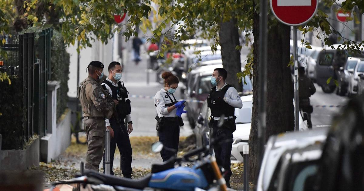 Orthodox priest in France shot at church; attacker sought