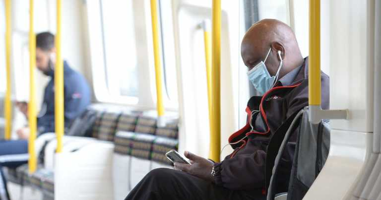 Pandemic led to 400m fewer train journeys over three months