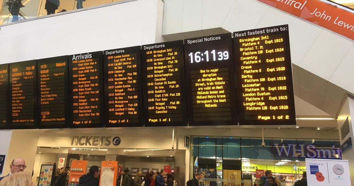 Passengers missing out on millions of pounds in rail delay payments