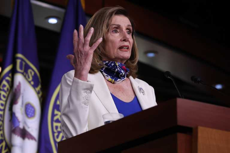 Pelosi: Covid-19 relief bill hinges on next 48 hours