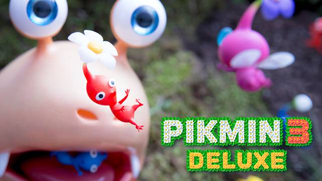 Pikmin 3 Preview: Evolution and Refinement of the Saga