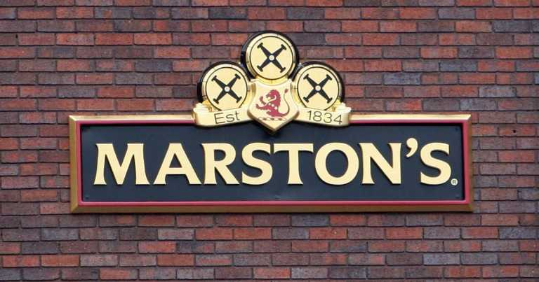 Pub chain Marston's to cut 2,150 jobs because of restrictions
