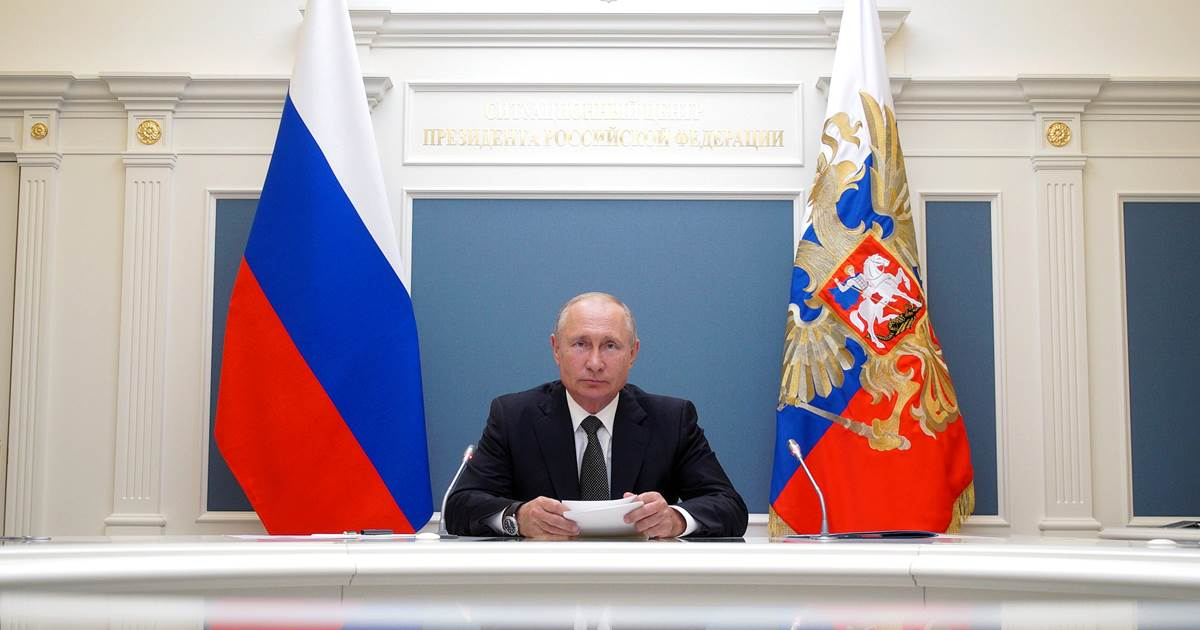 Putin proposes yearlong extension of nuclear treaty with U.S.