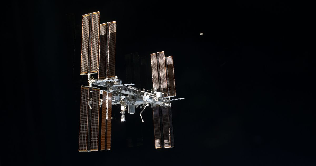 Quick-thinking cosmonauts fixed leak in International Space Station with tea bag