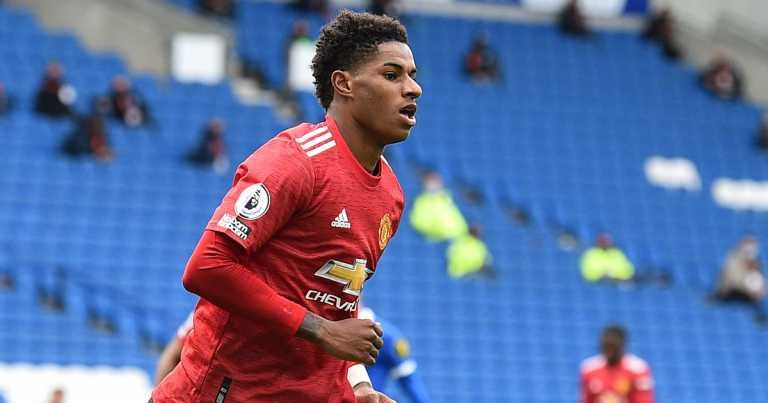 Rashford fires back after PM says no to more free school meals