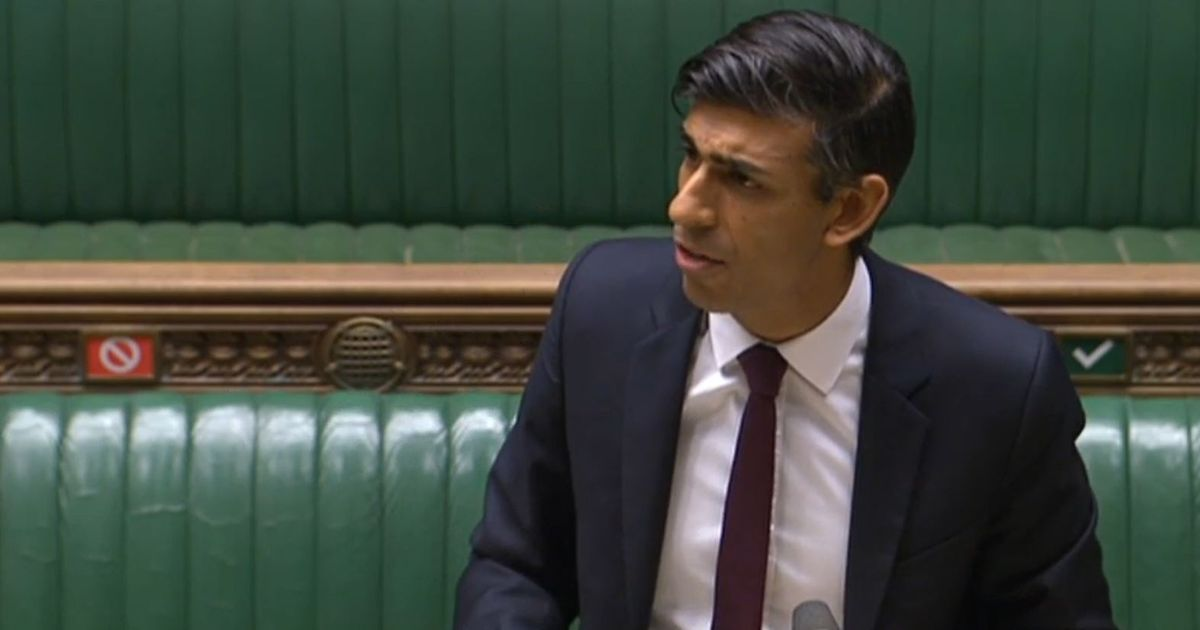 Rishi Sunak to make coronavirus announcement in Commons on Thursday