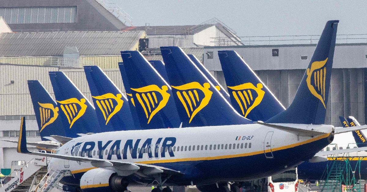 Ryanair confirms further cuts to winter programme with more flights axed