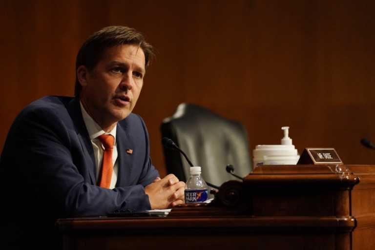 Sasse: 'It's grotesque' Biden and Dems won't discuss 'suicide bombing' court packing