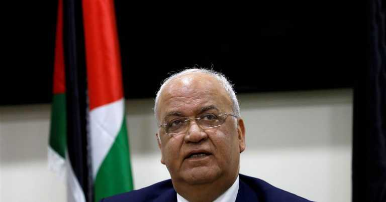 Senior PLO official Saeb Erekat taken to hospital as Covid-19 condition worsens