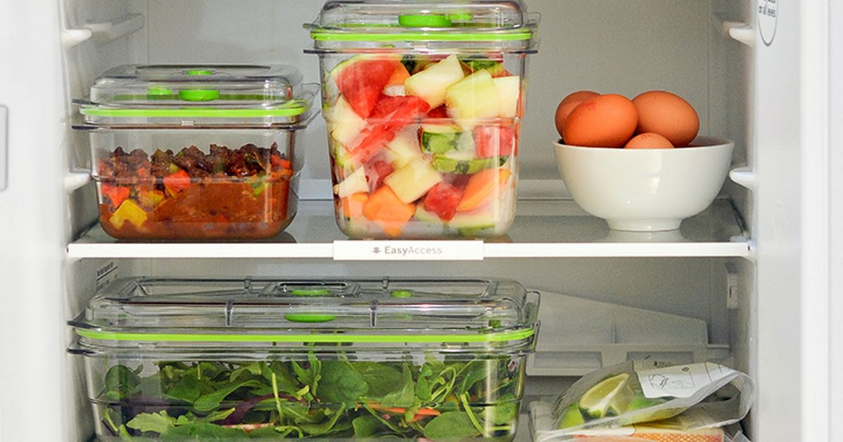 Six tips for keeping your fridge clean, today and working