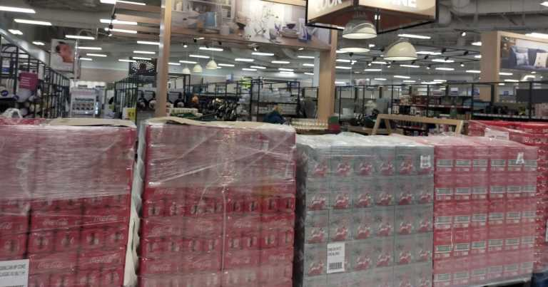 Supermarkets can't sell non-essential items under tough new Covid-19 rules