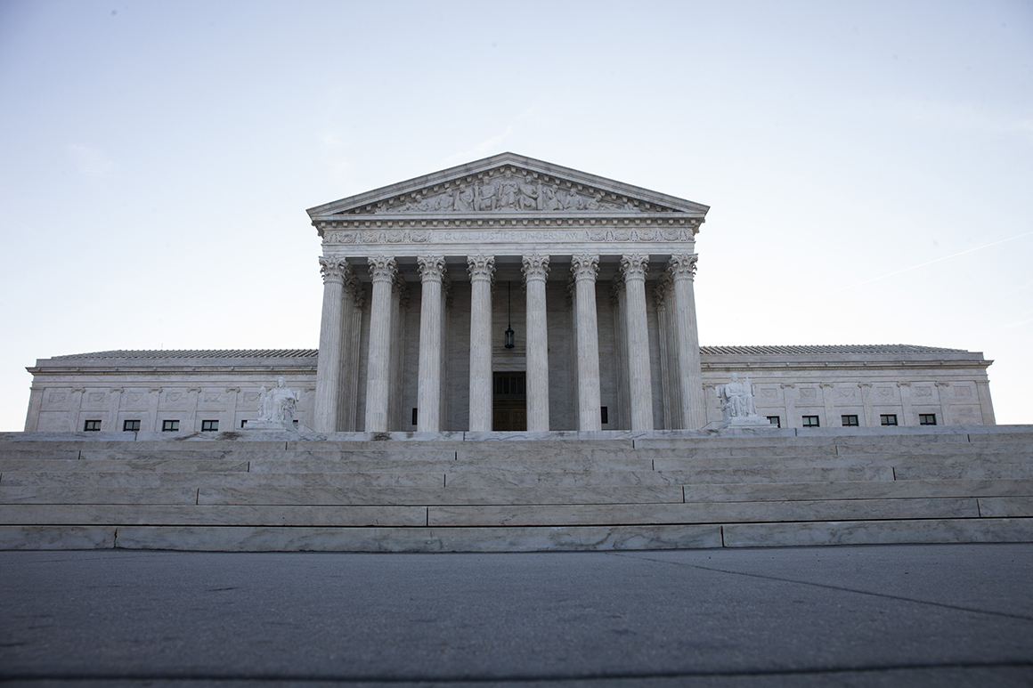 Supreme Court restores ban on curbside voting in Alabama
