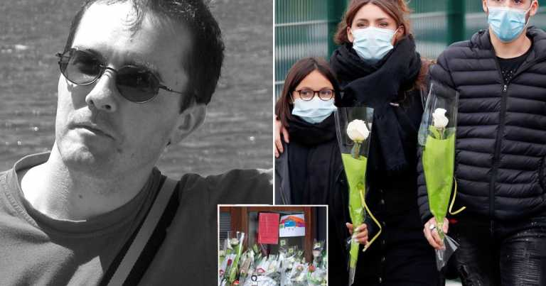Terrorist who beheaded teacher asked pupils to point him out before killing