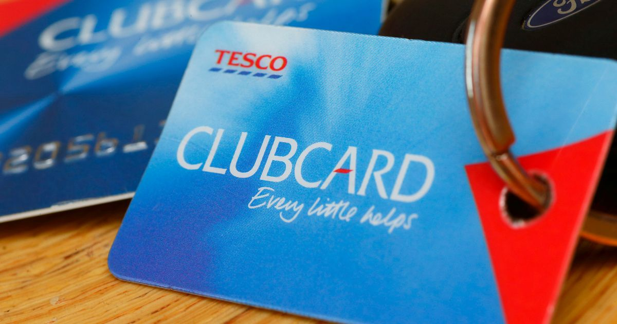 Tesco shoppers charged too much because of Clubcard glitch