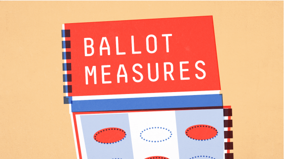 The 21 Ballot Measures We're Watching This Election