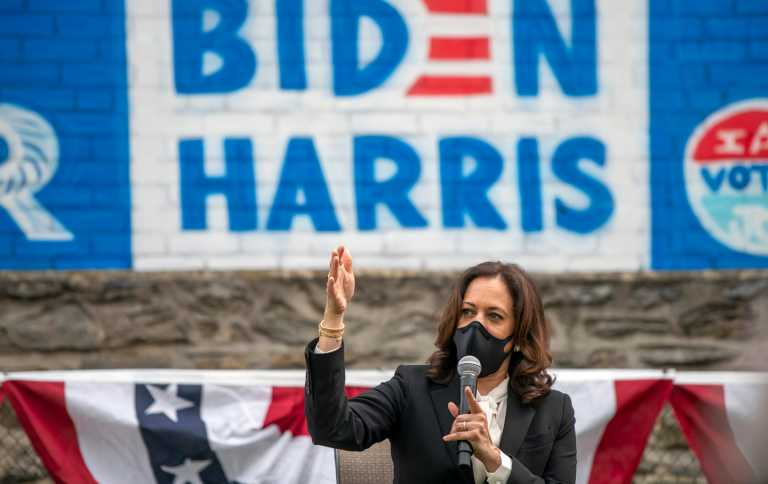 The Man Protected by 'Mother' Has Rarely Dealt With a Woman Like Kamala