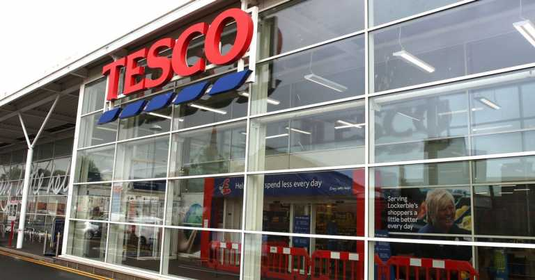 Thousands of Tesco jobs available for Christmas