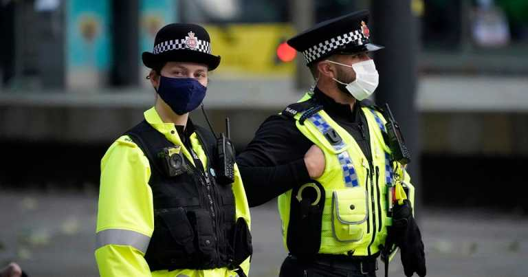 Two-thirds of lockdown fines were handed to under-35s