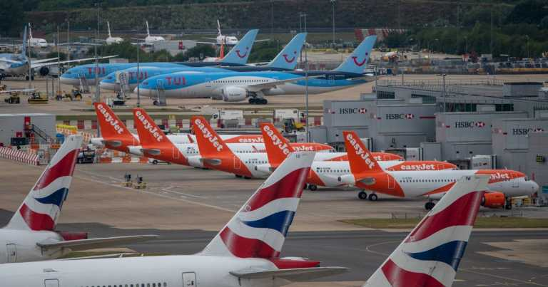 Urgent call for airport Covid test to help protect thousands of jobs