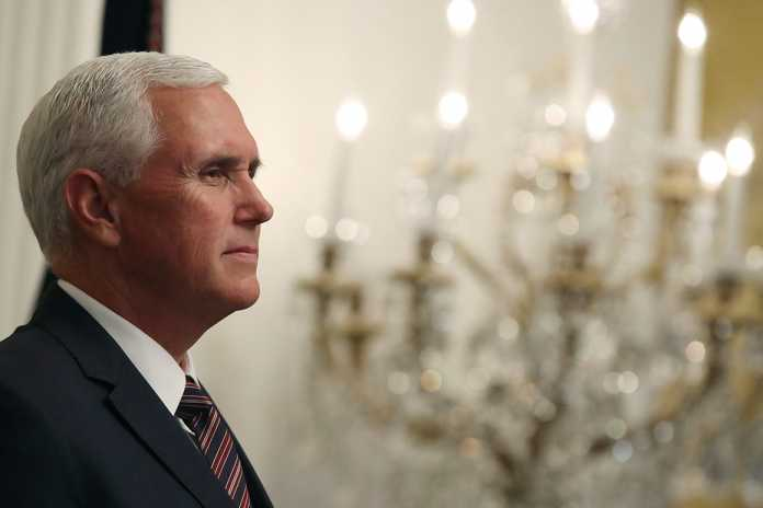 What Happens If Pence Needs to Become 'Acting President'?