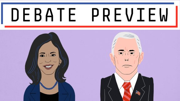 What To Watch For During The Vice Presidential Debate